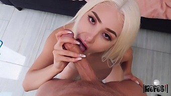 Skylar Vox Gets Stuffed By A Hard Cock And That Gal Has Big Juicy Tits