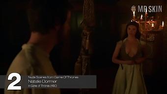 Top 5 Game Of Thrones Nude Scenes - Mr.Skin