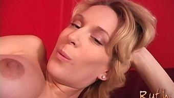 Busty Ruth Blackwell Gets Her Hands On A Friend'S Thick Dick