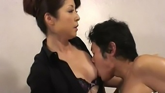 Nothing Makes This Japanese Girl Happier Than Getting Banged