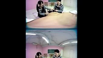 Shuri Atomi & Ai Mukai In Shuri Atomi & Ai Mukai Nipple Licking Private Tutor Schoolgirls - Waapvr