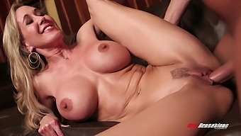 Saucy Milf Stepmom Brandi Love Is A Total Smokeshow And She Loves To Fuck