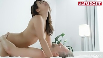 Ginebra Bellucci Big Booty Spanish Babe Takes A Huge Cock Up Her Tight Asshole