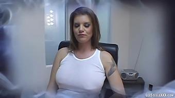 Bbc Lover Kayla Quinn Mounts Lex Steele And Gets Warm Cum On Her Ass!