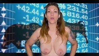 Topless Stock Tips Mindmed Stock Flashing Undressing Boob Play Naked News