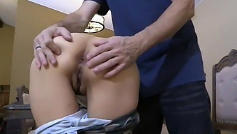 Mom Loves A Helping Ass Fucking Creampie