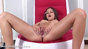 Alluring Babe Little Caprice Is A True Scorcher And She Loves Masturbating