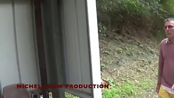 Fucked At The Bus Stop