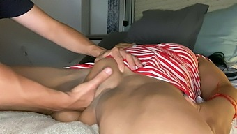 My Wife'S Best Friend Squirts 20 Times! 4k