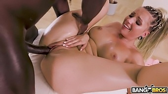 Her First Anal Monster Cock - Monstersofcock
