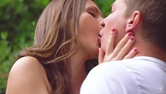 Cum Loving Pornstar Tina Kay Enjoys Getting Fucked By A Stud