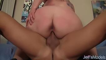 Kali Kala Lina And Faye Reagan - Fatty Has Her Twat Reamed By A Bald Bastard