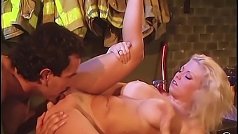 Cock Hungry Blonde Pornstar Jenna Jameson Gets Cum On Boobs Ending
