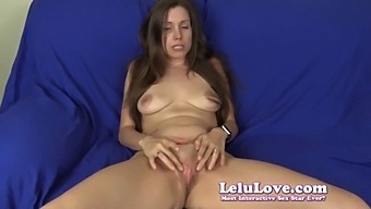 Virtual Sex With Dirty Talking Begging For Your Creampie - Lelu Love